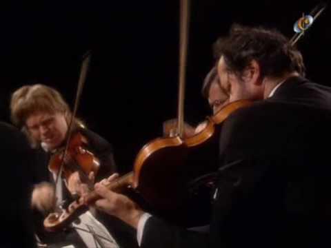 Grieg String Quartet, 1st Mov - Pt. 1 (Orlando Quartet)