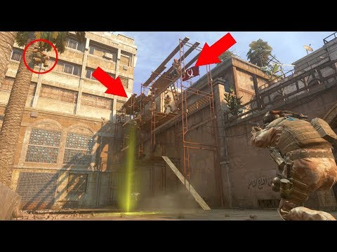 THEY WERE ALL SAFE IN THEIR HIDING SPOTS BUT ONE WASN'T!!! HIDE N' SEEK ON COD 4 REMASTERED!