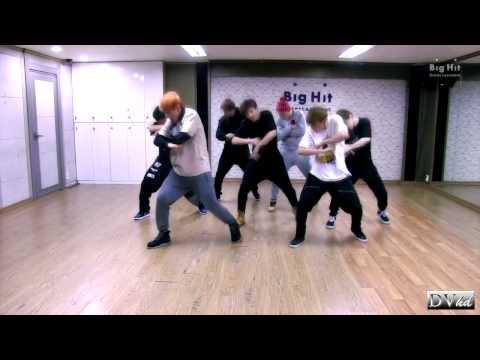 Bangtan Boys (BTS) - Boy In Luv (dance Practice) DVhd