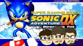 SGB Play: Sonic Adventure DX - Part 1