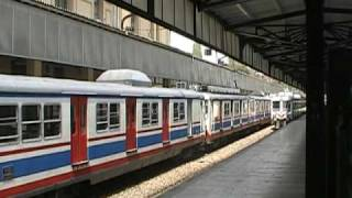 TCDD E 14000 Serisi トルコ 国鉄 E14000型電車 出発 ハイダルパシャ駅