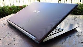 Acer Aspire A515-51G-C690 - Análise/Review - Novo A515 com a oitava geração da Intel