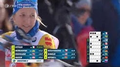 Biathlon WM Antholz 2020 - Mixed-Staffel - Komplettes Rennen - Tag 1