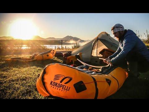 Packrafting the Yukon 2016 -Teaser