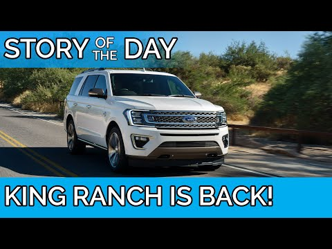 King Ranch Expedition Makes a Come Back in 2020 but Can it Compete??