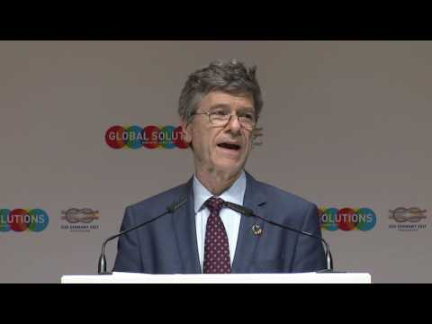 T20 Summit GLOBAL SOLUTIONS – Speech Jeffrey Sachs
