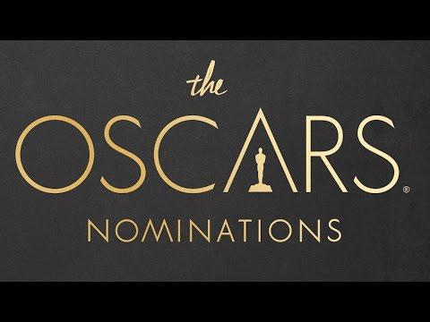 OSCARS 2016 - 88th Academy Awards Nominations [HD]