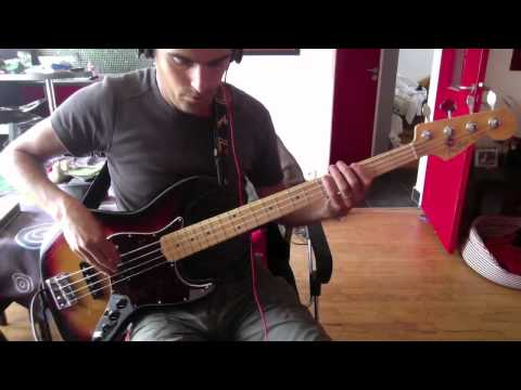 Lenny Kravitz - Superlove - Bass Cover