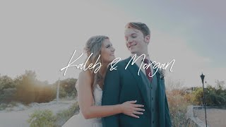 Morgan & Kaleb - Sony A7III Wedding Cinematic Video