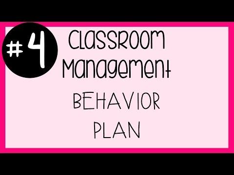 #4 Classroom Management Behavior Plan & Mini Class Dojo Tutorial // A Classroom Diva