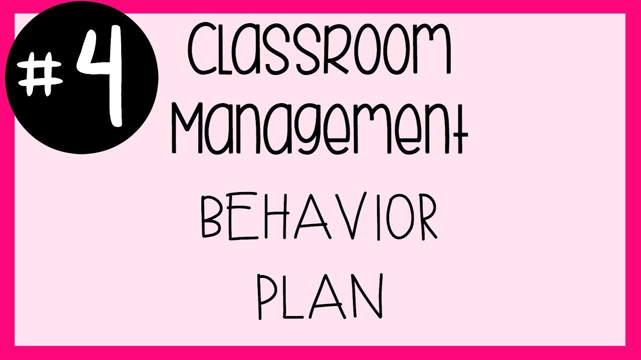 #4 Classroom Management - Behavior Plan & Mini Class Dojo Tutorial // A  Classroom Diva