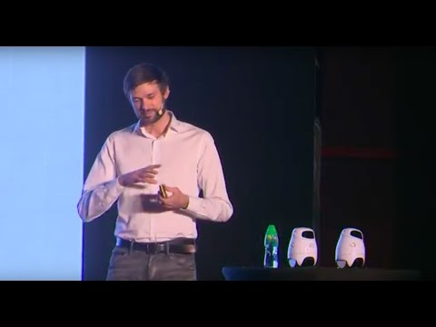 Character design is more important for robots | Tommie Varekamp | TEDxXiguan