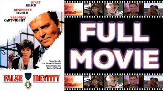 False Identity (1990) Stacy Keach | Genevieve Bujold - Mystery HD