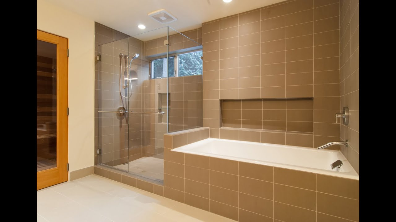 Bathtub Tile Surround Ideas for 2015  YouTube