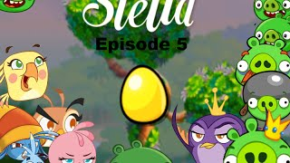 Angry Birds Stella Plush Adventures Episode 5: The Golden Egg