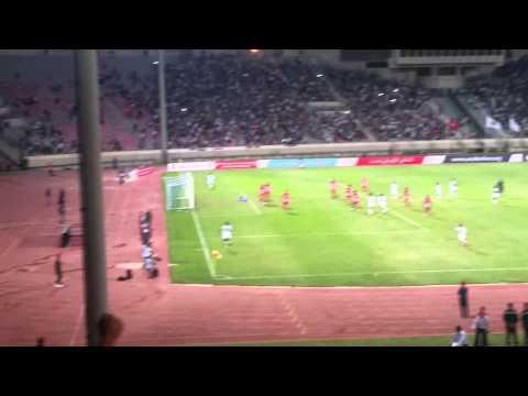 1er But (Bouldini) Raja 2-0 Club Afriquain