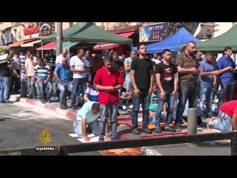 Israeli forces kill Gaza border protesters