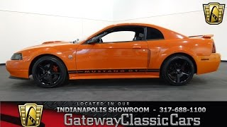 2004 Ford Mustang GT #421-ndy Gateway Classic Cars - Indianapolis
