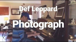 "Video Def Leppard ""Photograph"" piano cover download MP3, 3GP, MP4, WEBM, AVI, FLV Mei 2018"
