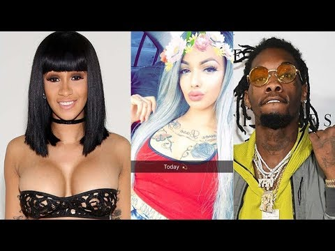 Cardi B's Fiancé Offset Put in the Hot Seat Over Cheating Scandal with Ultrasound Photo