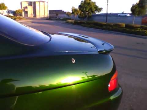 Candy Pearl Green Paint Job Sc400 Sling Hella Hard With Gucci Mane Song You