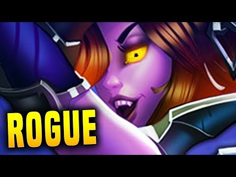 ROGUE'S GAMBIT MAEVE!! (RESET) | Paladins Maeve Gameplay & Build