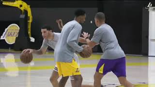 How LeBron James Impact On Lakers Young Blood  This Season!