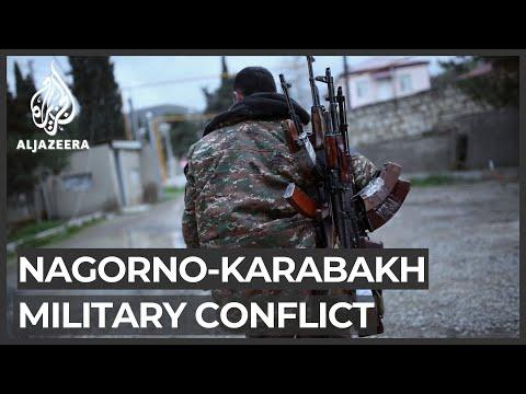 Armenia, Azerbaijan reject ceasefire calls over Nagorno-Karabakh