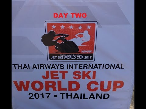 FRIDAY 8th DECEMBER 2017 JET SKI WORLD CUP 2017 DAY TWO