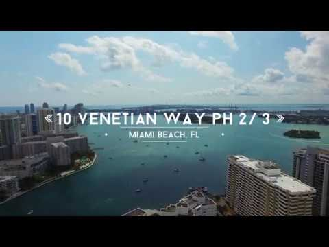 Luxurious MIami Beach Penthouses - 10 Venetian Way PH2-3