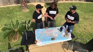 MOTO MEN Three Men and a Map Handover