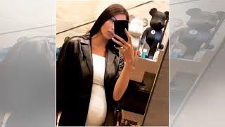 Беременная невеста Тимати отказалась от одежды для будущих мам