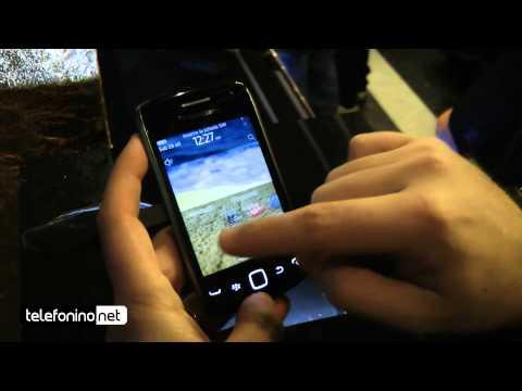 BlackBerry Curve 9380 videopreview da Telefonino.net