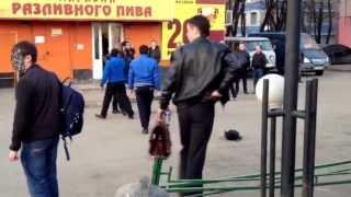 Русский против кавказцев