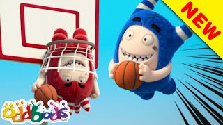 Turbo Slam Dunk   Oddbods   BARU   Kartun Lucu Untuk Anak-Anak