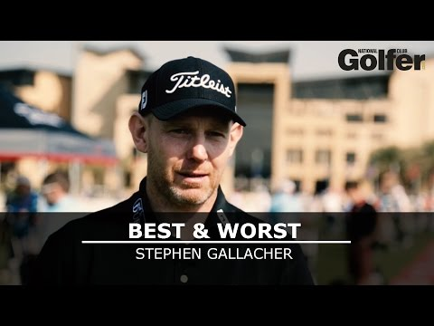 Stephen Gallacher - Best & Worst