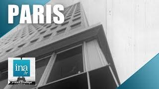 1965 : Paris se prépare pour l'an 2000 | Archive INA