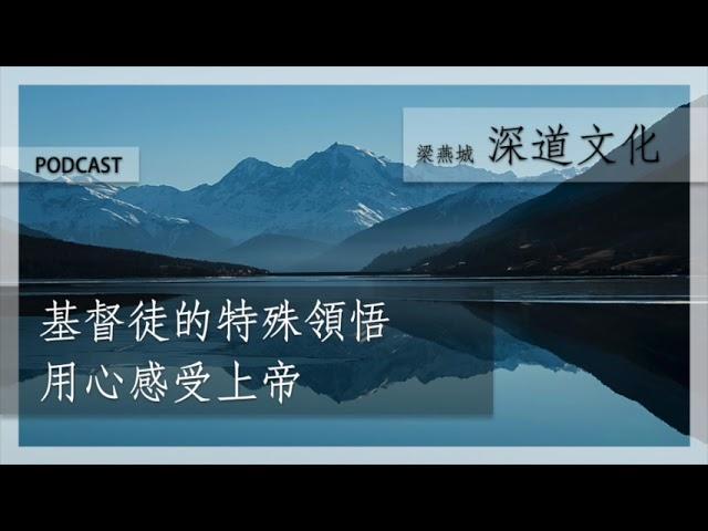 心靈得徹悟真理的奧秘|梁燕城|Podcast