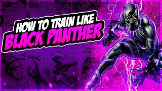 How to train like Black Panther: The King T'Challa Workout