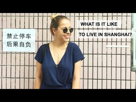 A day in life of a foreigner in Shanghai