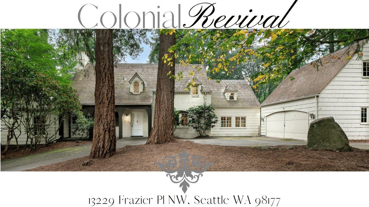 13229 Frazier Pl NW Seattle WA 98177 MLS# 1664455 BrennerHill