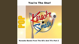 Just My Imagination (karaoke-Version) As Made Famous By: The Temptations