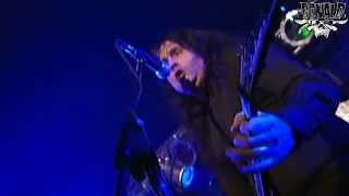 Kreator Reconquering the Throne Live by deomonios