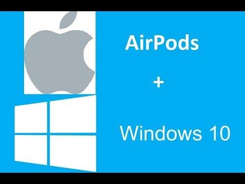 Как подключить airpods к ноутбуку