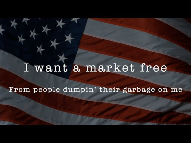 Freedom Ain't Free – Lyric Video