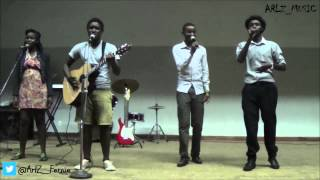 Nerea - Sauti Sol ft Amos and Josh | Keafriq cover