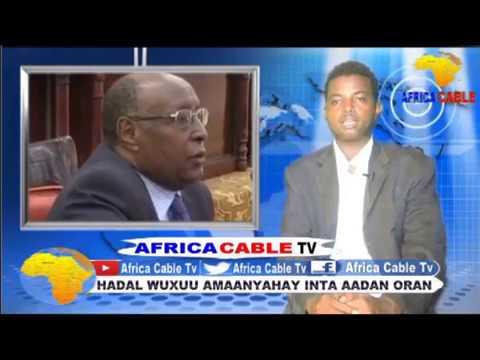QODOBADA WARKA AFRICA CABLE TV CAAWA BY CABDIRAXMAN WADANI 22 4 17