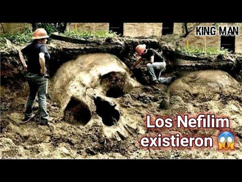 Los gigantes Nefilim existieron y estas imágenes son la prueba ?