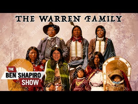 The Sad Story Of Fauxcahontas | The Ben Shapiro Show Ep. 639