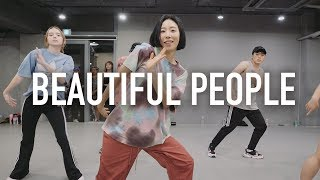 Gambar cover Ed Sheeran - Beautiful People ft. Khalid / Beginner's Class